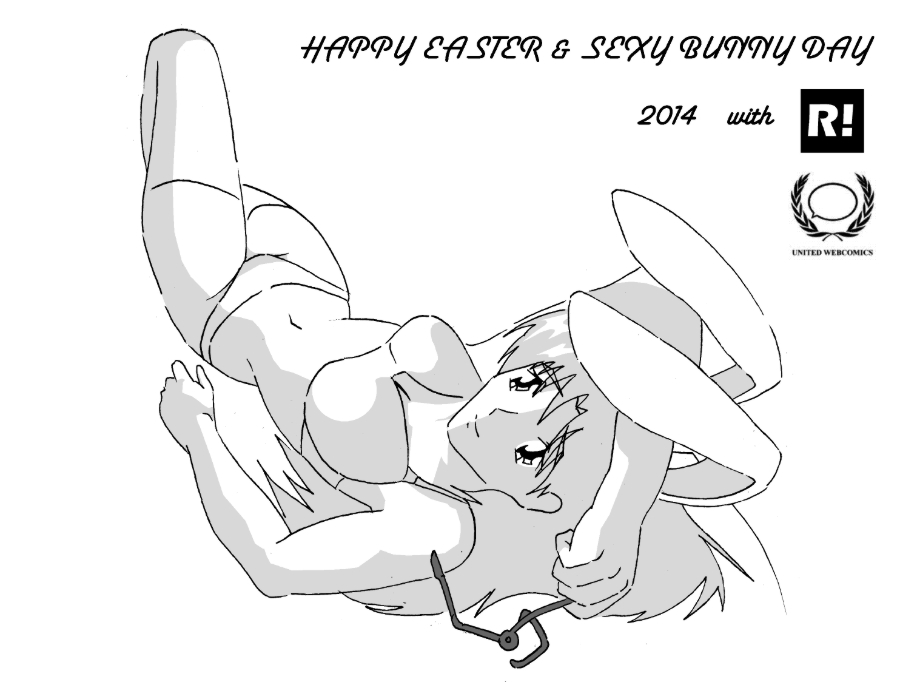 Sexy Bunny Day 2014