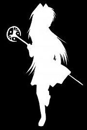 Ashling's final destictive design, as shown as a silhouette in the re-vamped logo.